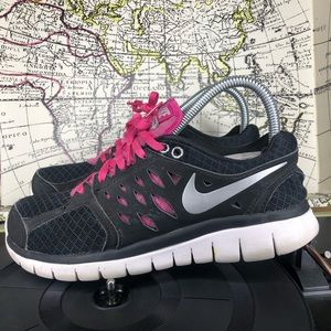 Nike Flex 2013 Run Womens Size 7 Running Shoes